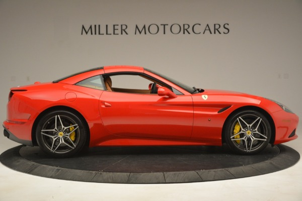 Used 2017 Ferrari California T Handling Speciale for sale $174,900 at Alfa Romeo of Greenwich in Greenwich CT 06830 17