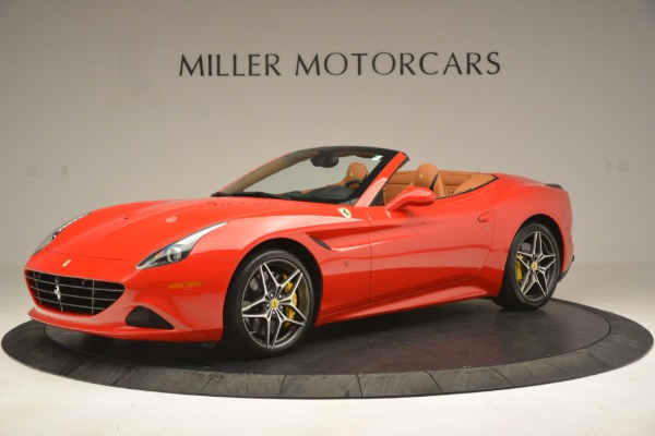 Used 2017 Ferrari California T Handling Speciale for sale $174,900 at Alfa Romeo of Greenwich in Greenwich CT 06830 2