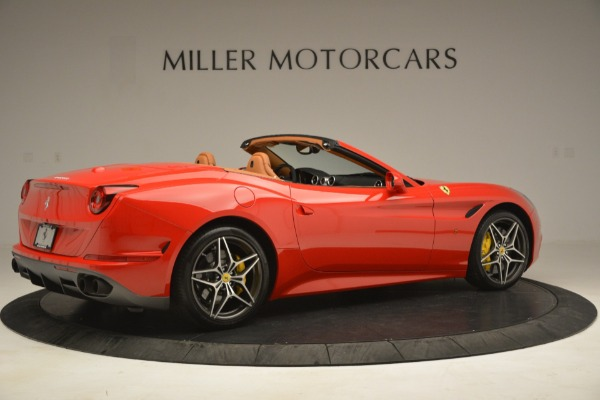 Used 2017 Ferrari California T Handling Speciale for sale $174,900 at Alfa Romeo of Greenwich in Greenwich CT 06830 8