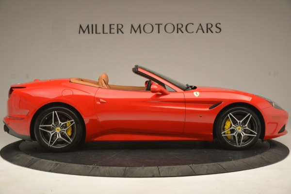 Used 2017 Ferrari California T Handling Speciale for sale $174,900 at Alfa Romeo of Greenwich in Greenwich CT 06830 9
