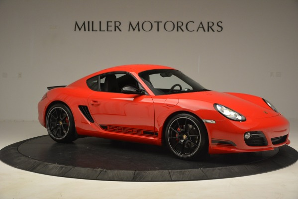 Used 2012 Porsche Cayman R for sale Sold at Alfa Romeo of Greenwich in Greenwich CT 06830 10