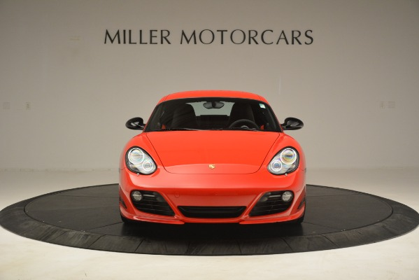 Used 2012 Porsche Cayman R for sale Sold at Alfa Romeo of Greenwich in Greenwich CT 06830 12