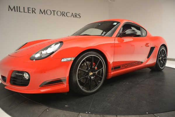 Used 2012 Porsche Cayman R for sale Sold at Alfa Romeo of Greenwich in Greenwich CT 06830 14