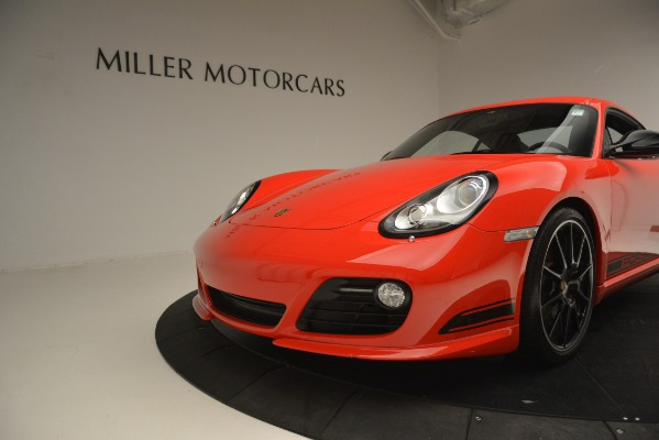 Used 2012 Porsche Cayman R for sale Sold at Alfa Romeo of Greenwich in Greenwich CT 06830 15