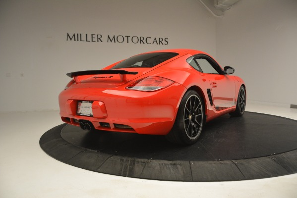 Used 2012 Porsche Cayman R for sale Sold at Alfa Romeo of Greenwich in Greenwich CT 06830 16