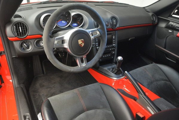 Used 2012 Porsche Cayman R for sale Sold at Alfa Romeo of Greenwich in Greenwich CT 06830 17