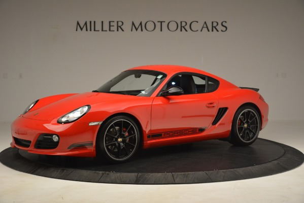 Used 2012 Porsche Cayman R for sale Sold at Alfa Romeo of Greenwich in Greenwich CT 06830 2