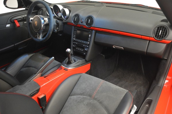 Used 2012 Porsche Cayman R for sale Sold at Alfa Romeo of Greenwich in Greenwich CT 06830 21