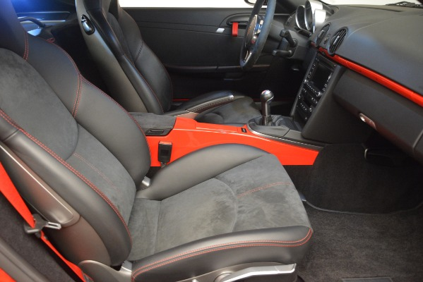 Used 2012 Porsche Cayman R for sale Sold at Alfa Romeo of Greenwich in Greenwich CT 06830 22