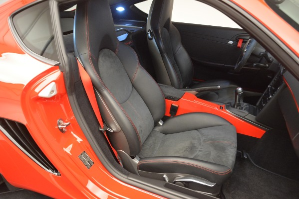 Used 2012 Porsche Cayman R for sale Sold at Alfa Romeo of Greenwich in Greenwich CT 06830 23
