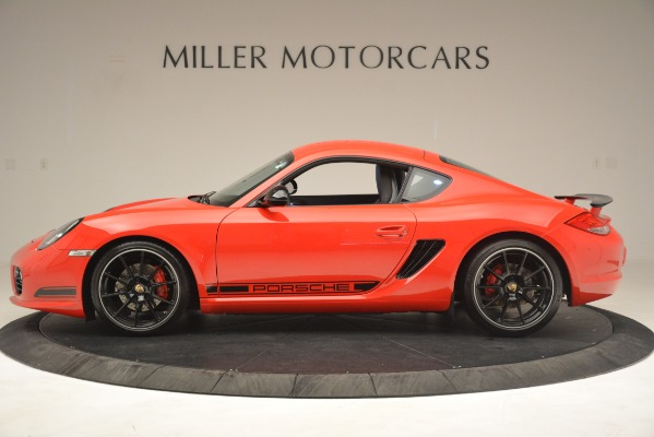 Used 2012 Porsche Cayman R for sale Sold at Alfa Romeo of Greenwich in Greenwich CT 06830 3