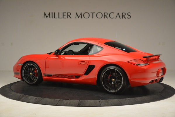 Used 2012 Porsche Cayman R for sale Sold at Alfa Romeo of Greenwich in Greenwich CT 06830 4