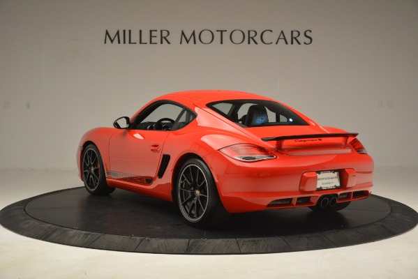 Used 2012 Porsche Cayman R for sale Sold at Alfa Romeo of Greenwich in Greenwich CT 06830 5