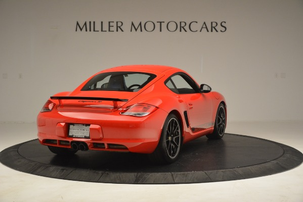 Used 2012 Porsche Cayman R for sale Sold at Alfa Romeo of Greenwich in Greenwich CT 06830 7