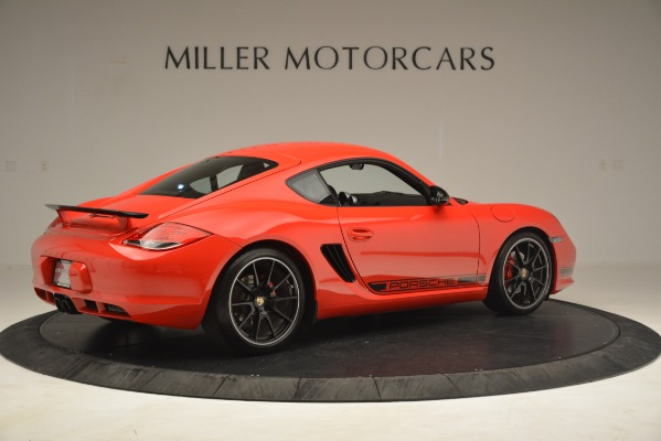 Used 2012 Porsche Cayman R for sale Sold at Alfa Romeo of Greenwich in Greenwich CT 06830 8