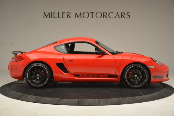 Used 2012 Porsche Cayman R for sale Sold at Alfa Romeo of Greenwich in Greenwich CT 06830 9