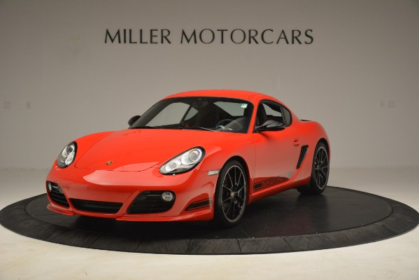 Used 2012 Porsche Cayman R for sale Sold at Alfa Romeo of Greenwich in Greenwich CT 06830 1