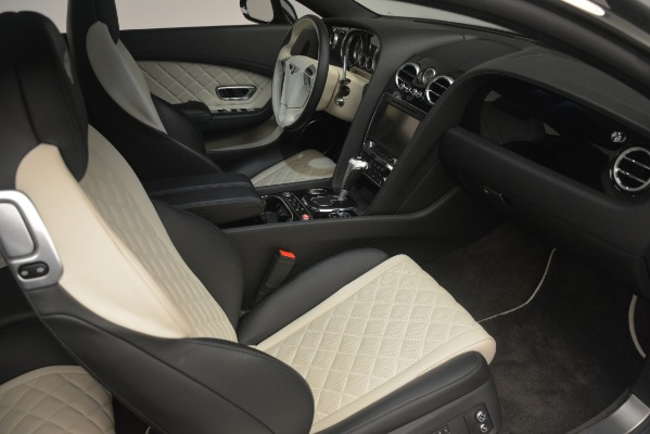 Used 2016 Bentley Continental GT V8 S for sale Sold at Alfa Romeo of Greenwich in Greenwich CT 06830 27