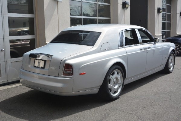 Used 2007 Rolls-Royce Phantom for sale Sold at Alfa Romeo of Greenwich in Greenwich CT 06830 12