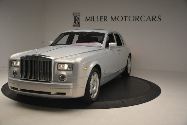 Used 2007 Rolls-Royce Phantom for sale Sold at Alfa Romeo of Greenwich in Greenwich CT 06830 3