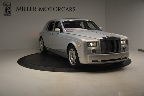 Used 2007 Rolls-Royce Phantom for sale Sold at Alfa Romeo of Greenwich in Greenwich CT 06830 4
