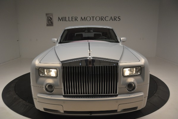 Used 2007 Rolls-Royce Phantom for sale Sold at Alfa Romeo of Greenwich in Greenwich CT 06830 6