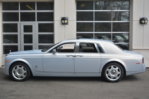 Used 2007 Rolls-Royce Phantom for sale Sold at Alfa Romeo of Greenwich in Greenwich CT 06830 7