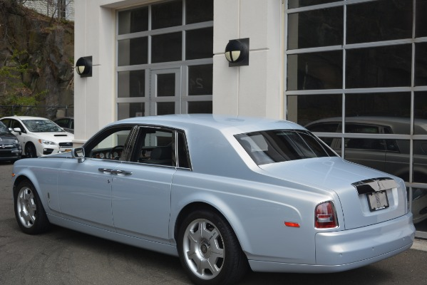 Used 2007 Rolls-Royce Phantom for sale Sold at Alfa Romeo of Greenwich in Greenwich CT 06830 8