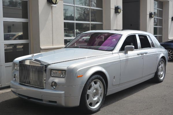 Used 2007 Rolls-Royce Phantom for sale Sold at Alfa Romeo of Greenwich in Greenwich CT 06830 9