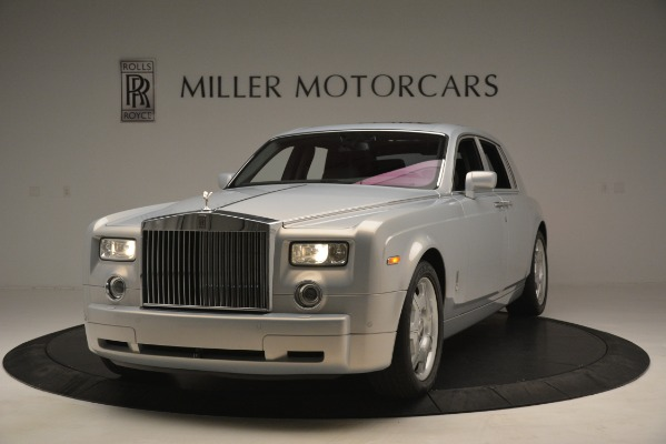 Used 2007 Rolls-Royce Phantom for sale Sold at Alfa Romeo of Greenwich in Greenwich CT 06830 1