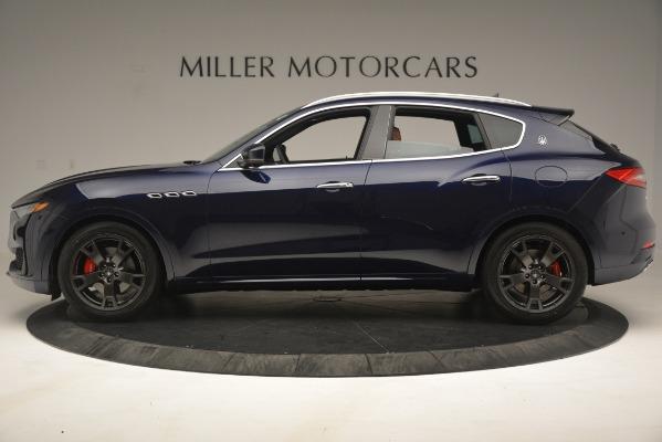 New 2019 Maserati Levante Q4 for sale Sold at Alfa Romeo of Greenwich in Greenwich CT 06830 3