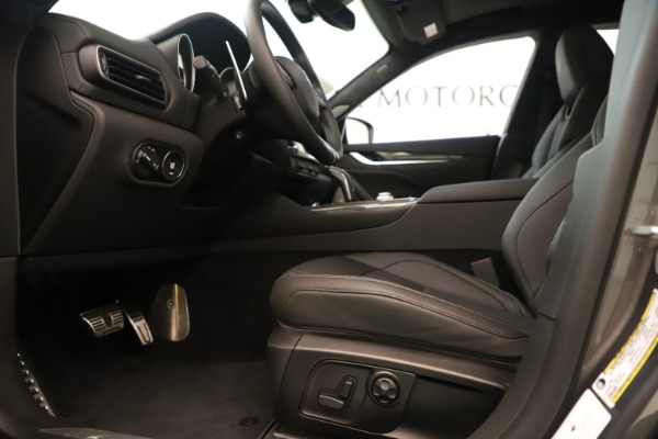 New 2019 Maserati Levante GTS for sale Sold at Alfa Romeo of Greenwich in Greenwich CT 06830 14