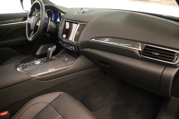 New 2019 Maserati Levante GTS for sale Sold at Alfa Romeo of Greenwich in Greenwich CT 06830 22