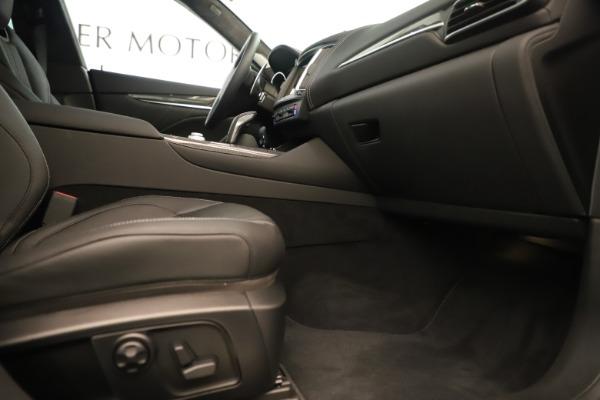 New 2019 Maserati Levante GTS for sale Sold at Alfa Romeo of Greenwich in Greenwich CT 06830 23