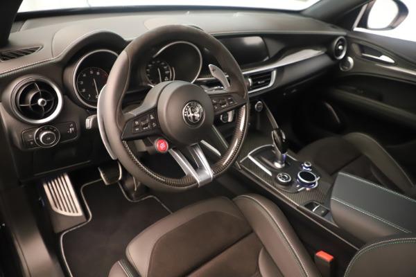 Used 2019 Alfa Romeo Stelvio Quadrifoglio for sale Sold at Alfa Romeo of Greenwich in Greenwich CT 06830 13