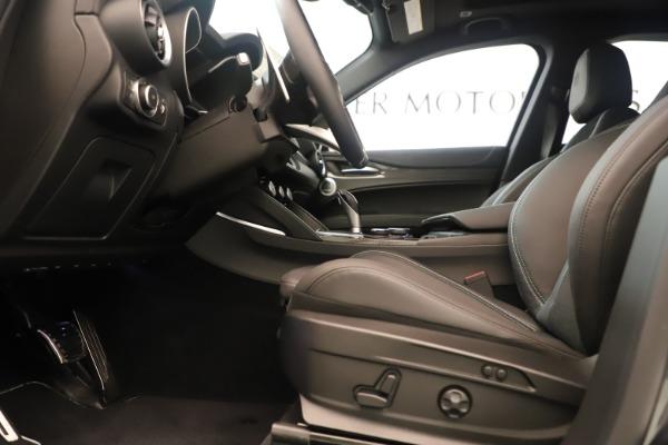 Used 2019 Alfa Romeo Stelvio Quadrifoglio for sale Sold at Alfa Romeo of Greenwich in Greenwich CT 06830 14