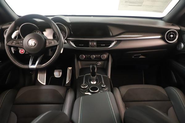 Used 2019 Alfa Romeo Stelvio Quadrifoglio for sale Sold at Alfa Romeo of Greenwich in Greenwich CT 06830 16