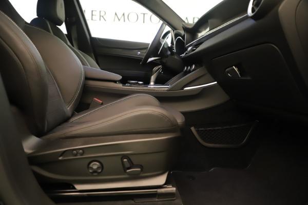 Used 2019 Alfa Romeo Stelvio Quadrifoglio for sale Sold at Alfa Romeo of Greenwich in Greenwich CT 06830 23