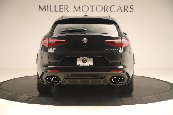 Used 2019 Alfa Romeo Stelvio Quadrifoglio for sale Sold at Alfa Romeo of Greenwich in Greenwich CT 06830 6