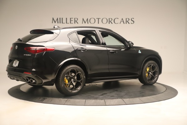 New 2019 Alfa Romeo Stelvio Quadrifoglio for sale $86,790 at Alfa Romeo of Greenwich in Greenwich CT 06830 8