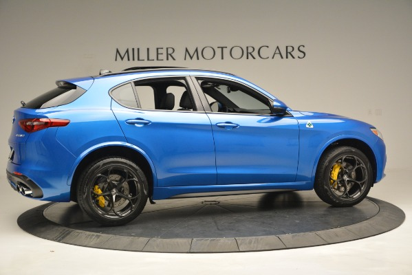 New 2019 Alfa Romeo Stelvio Quadrifoglio for sale $86,790 at Alfa Romeo of Greenwich in Greenwich CT 06830 13