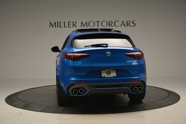 New 2019 Alfa Romeo Stelvio Quadrifoglio for sale $86,790 at Alfa Romeo of Greenwich in Greenwich CT 06830 9