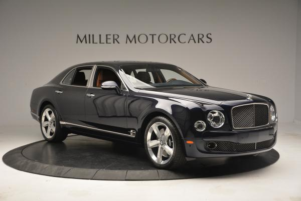 Used 2016 Bentley Mulsanne Speed for sale Sold at Alfa Romeo of Greenwich in Greenwich CT 06830 10