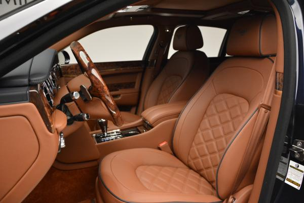 Used 2016 Bentley Mulsanne Speed for sale Sold at Alfa Romeo of Greenwich in Greenwich CT 06830 13
