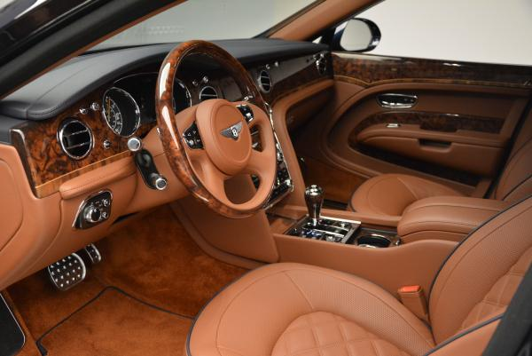 Used 2016 Bentley Mulsanne Speed for sale Sold at Alfa Romeo of Greenwich in Greenwich CT 06830 14