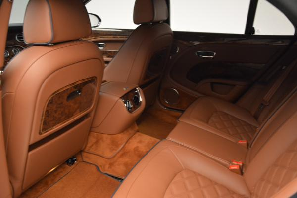 Used 2016 Bentley Mulsanne Speed for sale Sold at Alfa Romeo of Greenwich in Greenwich CT 06830 17