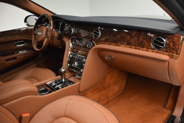 Used 2016 Bentley Mulsanne Speed for sale Sold at Alfa Romeo of Greenwich in Greenwich CT 06830 20