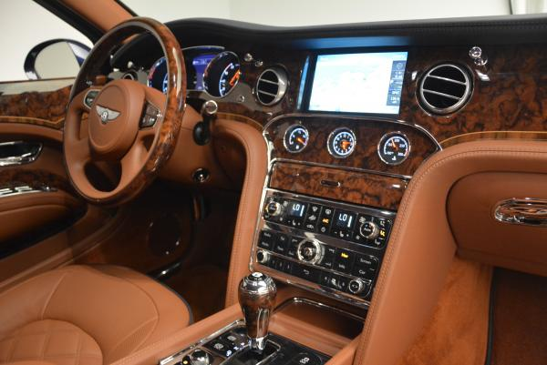 Used 2016 Bentley Mulsanne Speed for sale Sold at Alfa Romeo of Greenwich in Greenwich CT 06830 24