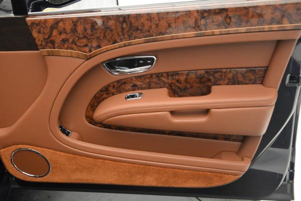 Used 2016 Bentley Mulsanne Speed for sale Sold at Alfa Romeo of Greenwich in Greenwich CT 06830 25