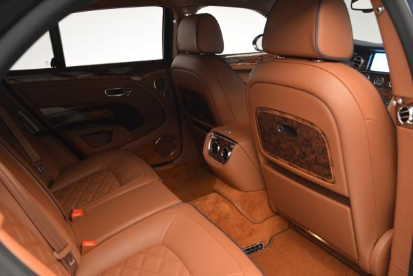 Used 2016 Bentley Mulsanne Speed for sale Sold at Alfa Romeo of Greenwich in Greenwich CT 06830 26